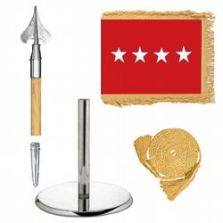 army guidon flags