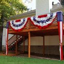 Patriotic Deck Decorating Kit, KAPD1