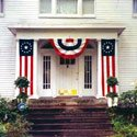 Colonial Star Porch Decorating Kit, KAPD2N