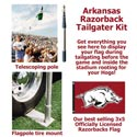 Arkansas Razorbacks Tailgating Kit, KARKTAIL