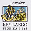 Key Largo custom flag
