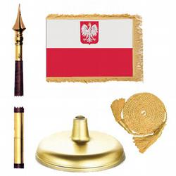 Republic of Poland Government Premium Flag Kit, FBPP0000011882
