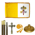 Papal Premium Flag Kit (Vatican City)