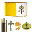 Papal Standard Flag Kit