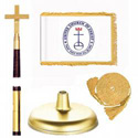 Premium United Church of Christ Flag Kit
