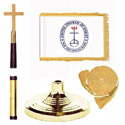 Standard United Church of Christ Flag Kit
