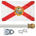 FloridaStandard House Flag Kit, KSFL35HOME