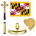 Maryland Premium Flag Kit