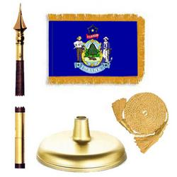 Maine Premium Flag Kit, FBPP0000011509