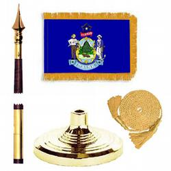 Maine Standard Flag Kit, FBPP0000012370