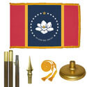 Mississippi Premium Flag Kit,KSMS35G