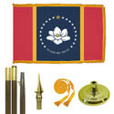 Mississippi Standard Flag Kit