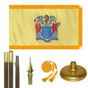 New Jersey Premium Flag Kit