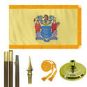 New Jersey Standard Flag Kit