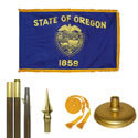 Oregon Premium Flag Kit