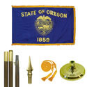 Oregon Standard Flag Kit