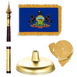 Pennsylvania Premium Flag Kit, FBPP0000011543