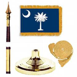 South Carolina Standard Flag Kit, FBPP0000012414