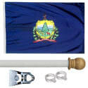 Vermont Standard House Flag Kit, KSVT35HOME