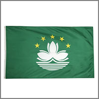 Macau Flags