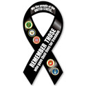 Remember Those Who Gave Their Lives Ribbon Magnet, MAG5SEAL