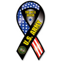 U.S. Army Ribbon Magnet This We'll Defend, MAGARMY