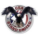 Stand United Eagle Magnet, MAGMPASUE