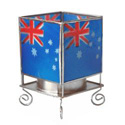 Australia Flag Votive Holder, MAKAUSTS