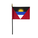 Antigua & Barbuda Miniature Flag