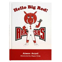Hello Big Red! Book, MBI0112001