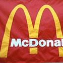 Logo flag for McDonalds