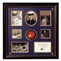Marine Corps Photo Collage Frame, MCFMAR
