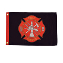 Fire & Rescue Boat Flag, MFR1218