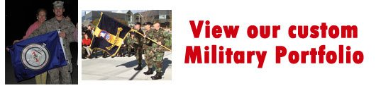 view our custom Military Portfolio
