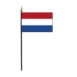 Netherlands Miniature Flag, FBPP0000011150