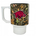 Arkansas Camo Travel Mug, MUGTARCF