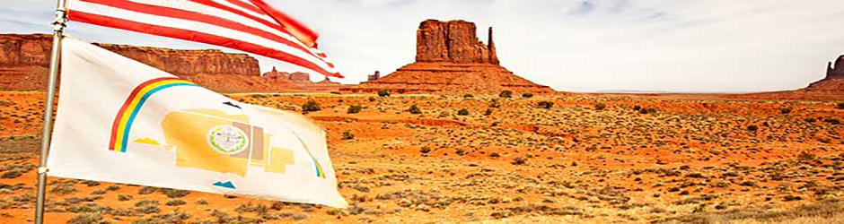 We offer Navajo flags and more!