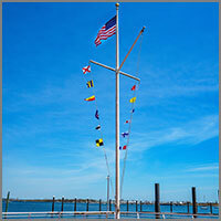 Nautical Flagpoles