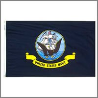 Navy Outdoor Flags & Kits