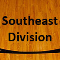Southeast Division (Hawks, Hornets, Heat, Magic, Wizards)