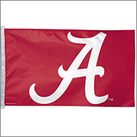 Alabama College & University Flags & Banners