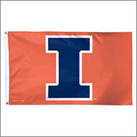Illinois College & University Flags & Banners