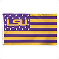 Louisiana College & University Flags & Banners