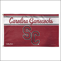 South Carolina College & University Flags & Banners