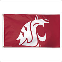 Washington College & University Flags & Banners