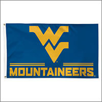 West Virginia College & University Flags & Banners