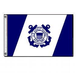 Coast Guard Auxiliary flag, FBPP0000009947