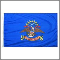 North Dakota State Flags & Banners