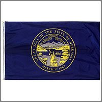 Nebraska State Flags & Banners