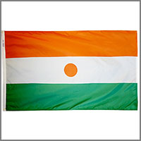Niger Flags